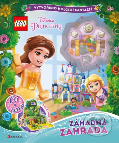 LEGO Disney Princezny: Záhadná zahrada - CPRESS