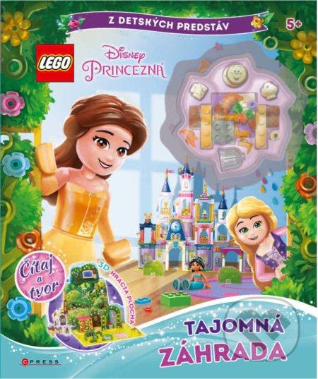 LEGO Disney Princezná: Tajomná záhrada - CPRESS