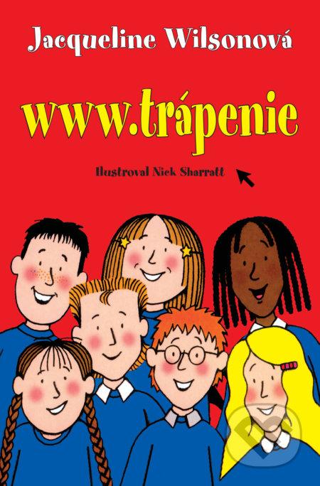 www.trápenie - Jacqueline Wilson