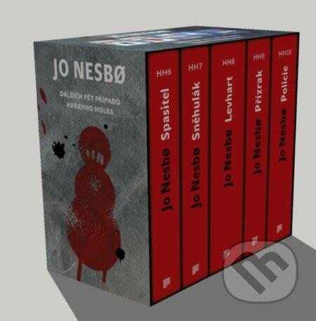 Interdrought2020.com Jo Nesbo 6-10 (BOX) Image