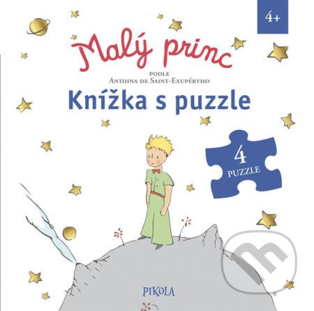 Peticenemocnicesusice.cz Malý princ – knížka s puzzle Image