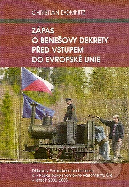 Newdawn.it Zápas o Benešovy dekrety před vstupem do Evropské unie Image