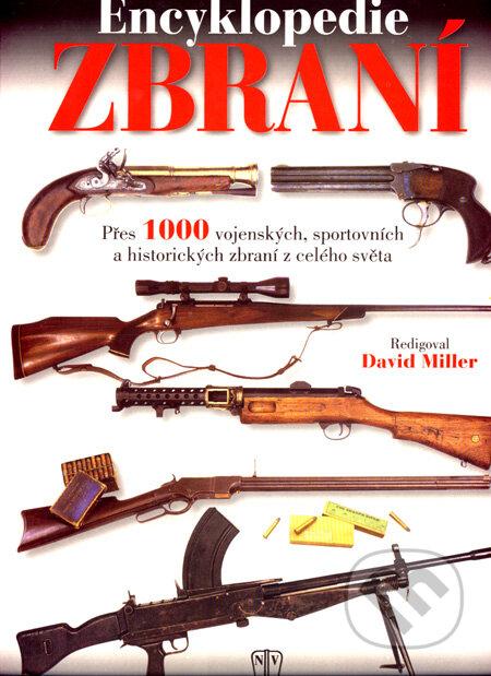 05fe4a6d1 Kniha: Encyklopedie zbraní (David Miller) | Martinus