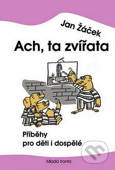 Fatimma.cz Ach ta zvířata Image