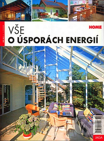 Vše o úsporách energií - Kolektiv autorů