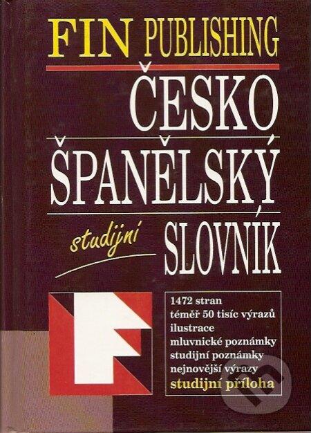 Excelsiorportofino.it Česko-španělský studijní slovník Image