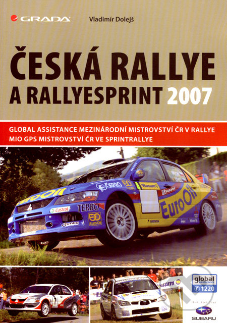Newdawn.it Česká rallye a rallyesprint 2007 Image