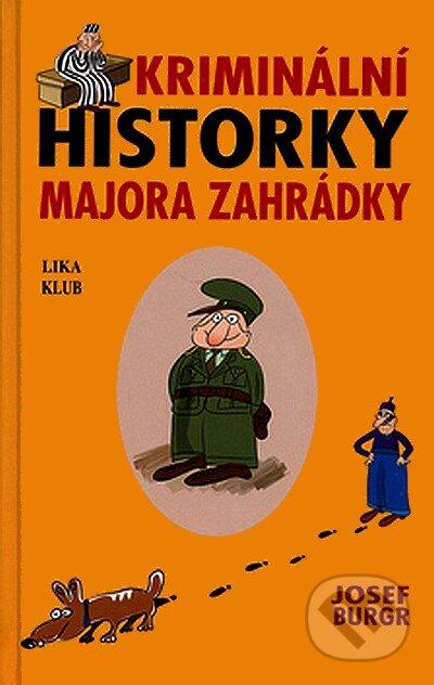 Removu.cz Kriminální historky majora Zahrádky Image
