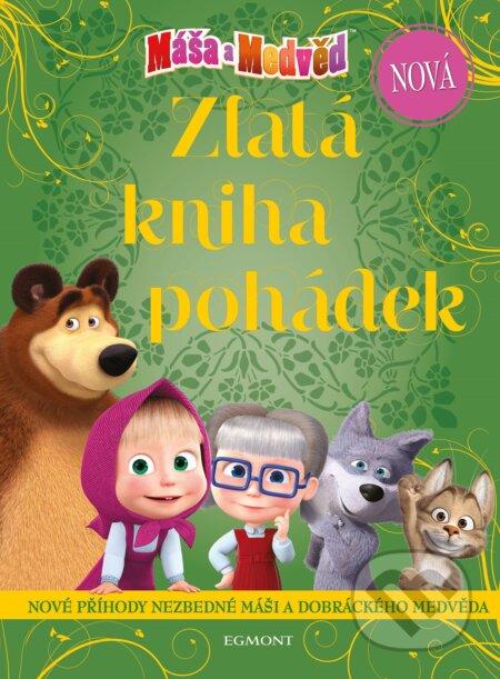 Removu.cz Máša a medvěd: Nová zlatá kniha pohádek Image