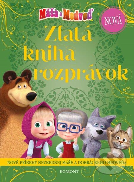Bthestar.it Máša a medveď: Nová zlatá kniha rozprávok Image
