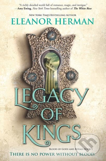 Legacy of Kings - Eleanor Herman