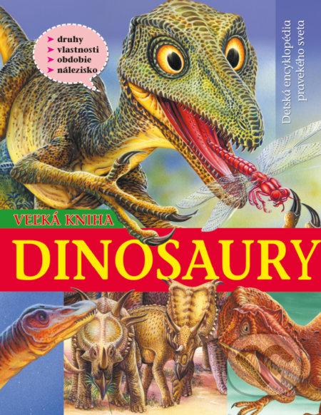 Fatimma.cz Dinosauri  - Veľká kniha Image