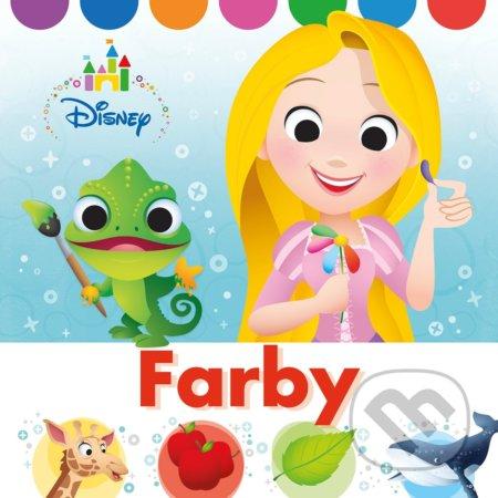 Disney: Farby -