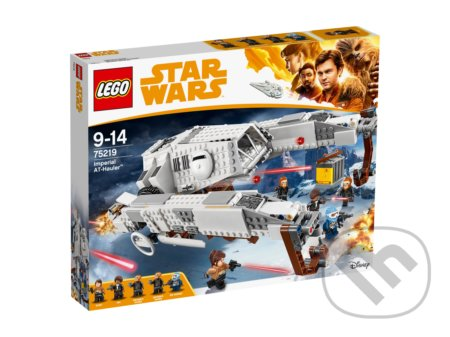 LEGO Star Wars 75219 AT-Hauler Impéria -