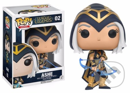 Funko POP! Games: League of Legends Ashe -