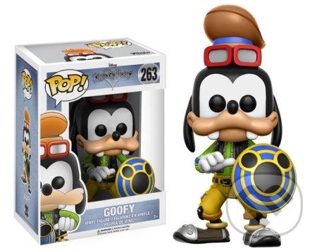 Funko POP! Kingdom Hearts: Goofy -
