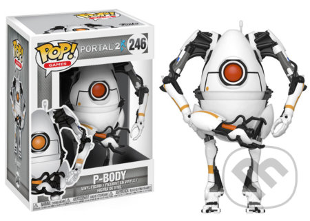 Funko POP! Games Team Portal 2: P-BODY -