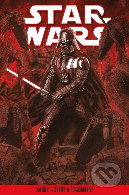 Peticenemocnicesusice.cz Star Wars: Vader - stíny a tajemství Image