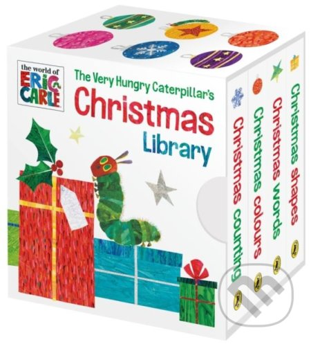 The Very Hungry Caterpillars Christmas Library - Eric Carle