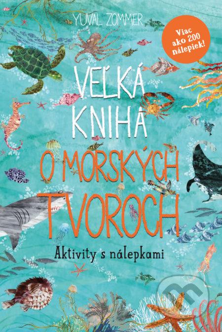 Fatimma.cz Veľká kniha o morských tvoroch Image