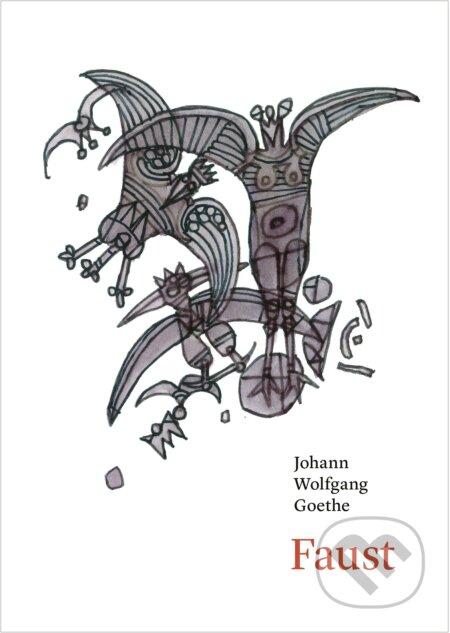 Faust - Johann Wolfgang Goethe, Miroslav Cipár (ilustrácie)