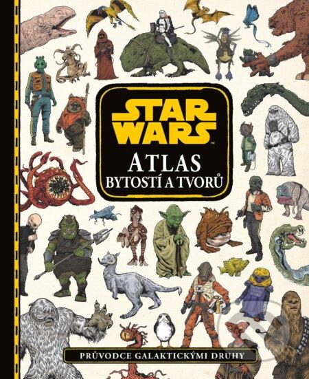 Peticenemocnicesusice.cz Star Wars: Atlas bytostí a tvorů Image