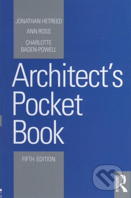 Architect's Pocket Book - Jonathan Hetreed, Ann Ross, Charlotte Baden-Powell