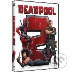 Deadpool 2 DVD