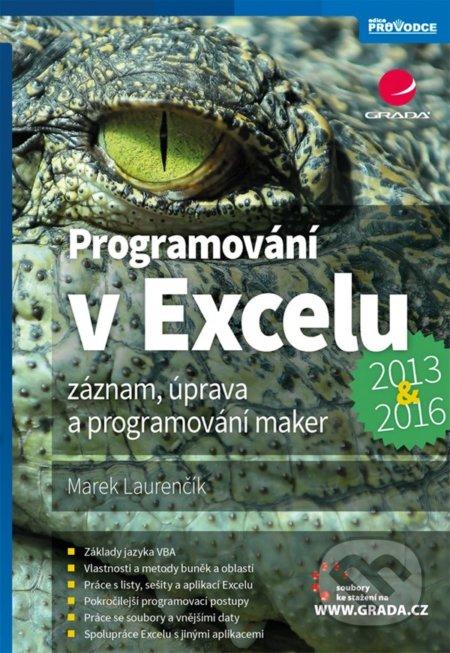 Fatimma.cz Programování v Excelu 2013 a 2016 Image