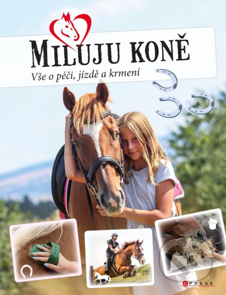 Fatimma.cz Miluju koně Image