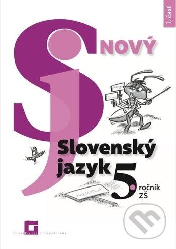 Fatimma.cz Nový Slovenský jazyk 5. ročník ZŠ (1. časť) Image