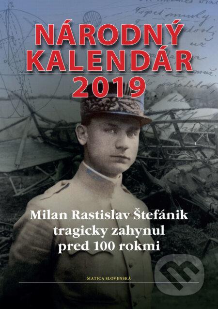 Fatimma.cz Národný kalendár 2019 Image