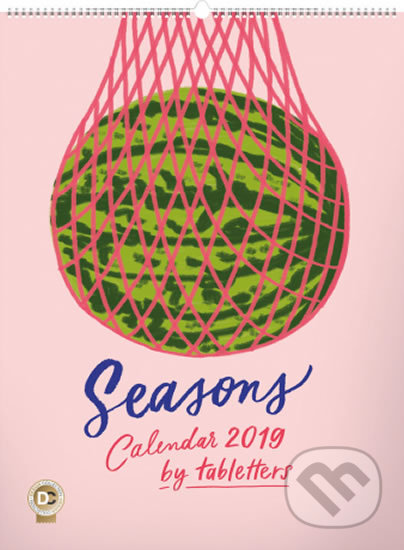 Seasons Calendar 2019 - Studio Tabletters