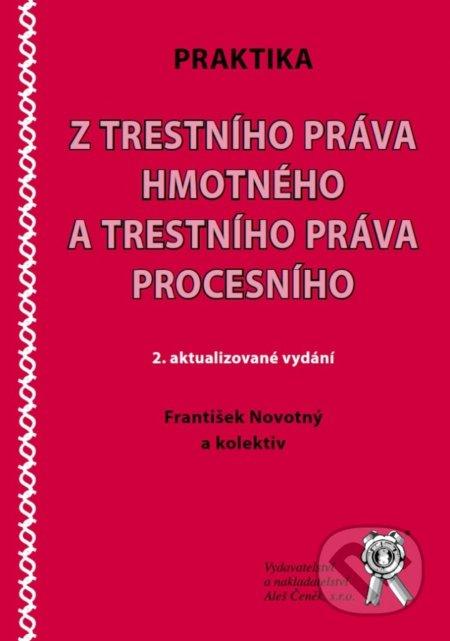Fatimma.cz Praktika z trestního práva hmotného a trestního práva procesního Image