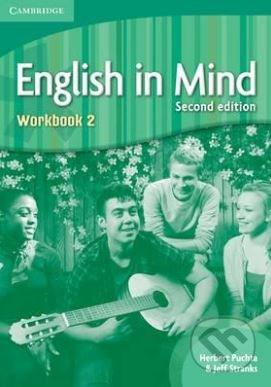 English in Mind 2: Workbook - Herbert Puchta, Jeff Stranks