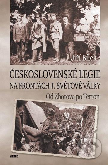 Fatimma.cz Československé legie na frontách I. světové války Image