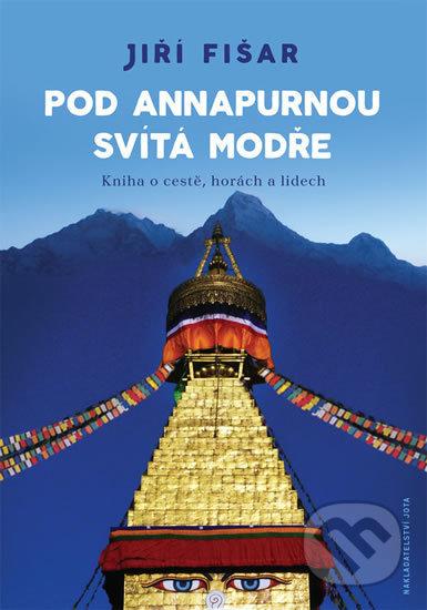 Fatimma.cz Pod Annapurnou svítá modře Image