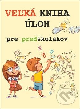 Venirsincontro.it Veľká kniha úloh pre predškolákov Image