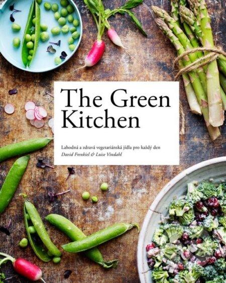 Interdrought2020.com The Green Kitchen - Lahodná a zdravá vegetariánská jídla pro každý den Image