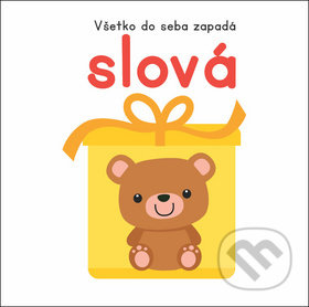 30e2acafb Kniha: Všetko do seba zapadá: Slová (YoYo Books) | Martinus