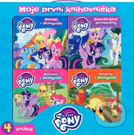 My Little Pony: Moje první knihovnička -