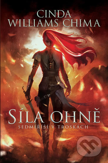 Síla ohně - Cinda Williams Chima