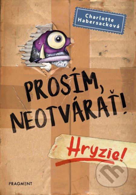 Fatimma.cz Prosím, neotvárať! Hryzie! Image