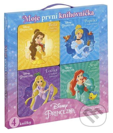 Princezna: Moje první knihovnička -