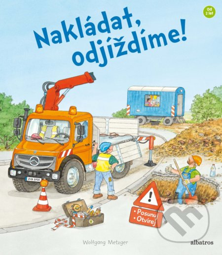 Fatimma.cz Nakládat, odjíždíme! Image