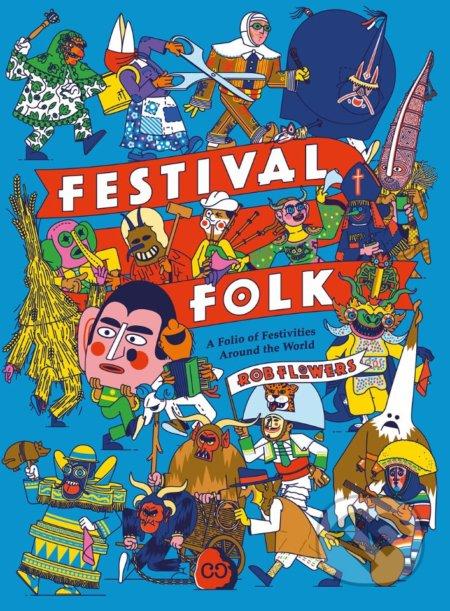 Festival Folk - Rob Flowers