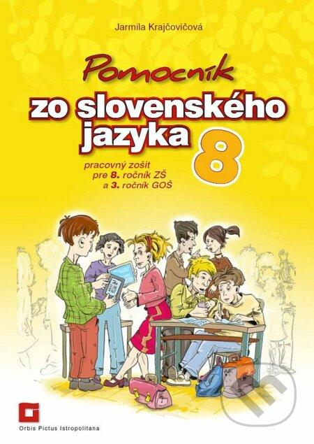 Venirsincontro.it Pomocník zo slovenského jazyka 8 Image