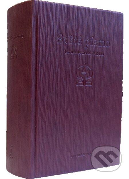 Newdawn.it Sväté písmo - Jeruzalemská Biblia (stredná,  pevná väzba, hnedá obálka s reliéfom) Image