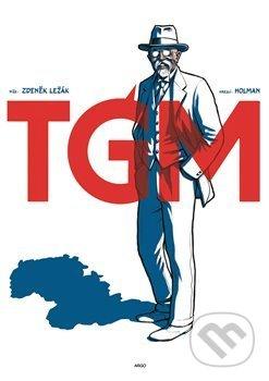 TGM - Zdeněk Ležák, Holman (ilustrácie)