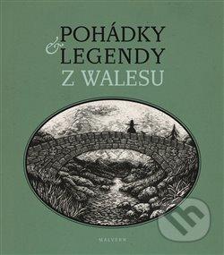 Pohádky a legendy z Walesu - Věra Borská, Vojtěch Jirásko (ilustrácie)